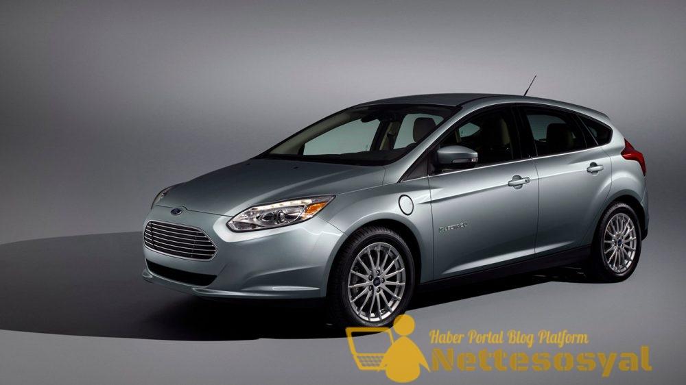 2017 Ford Focus Electric : Yeni nesil hızlı şarj, artırılmış menzil