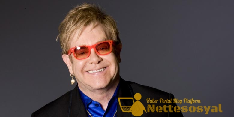 6. Elton John - 167.4 milyon