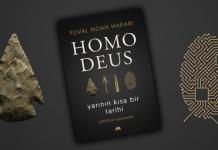 Homo Deus: Yarının Kısa Bir Tarihi - Yuval Noah Harari