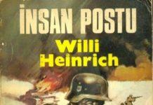 İnsan Postu - Willi Heinrich
