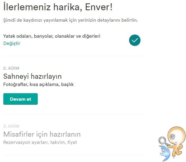 Airbnb ile para kazanmak mümkün