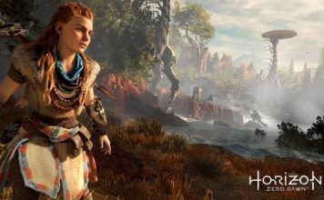 Horizon Zero Dawn Oyunu