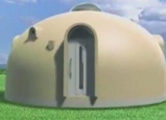 Japonların Yaptığı Minik Evler Çok Dayanıklı