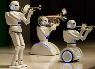 Japonlar ve robotları