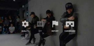 youtıbe VR video kalitesini artırdı