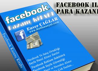 Facebook ile para kazanma kitabı