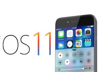 ios 11 göründü