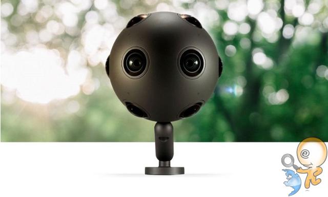 Nokia, 8K VR Canlı Yayın Kamerası Çıkacak   NetteSosyal - Sosyal Platform