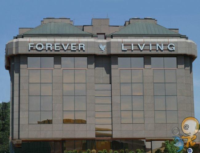 Forever Living istanbul Şişlideki Yeri