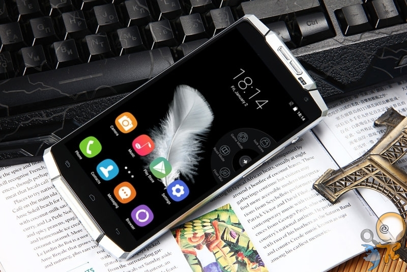 10000 mah bataryalı akıllı telefon