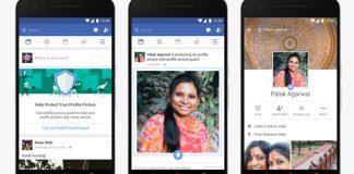 facebook profil resmi koruması