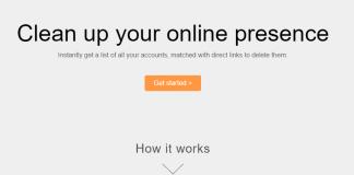 internetten kendini yok etme