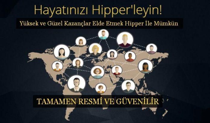 Hipper ile para kazan