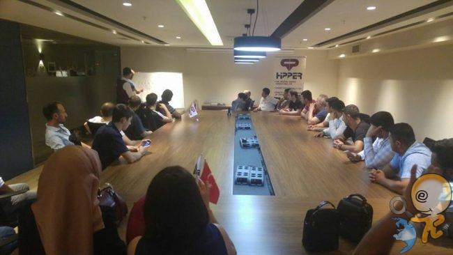 istanbul ofisi toplantı yeri