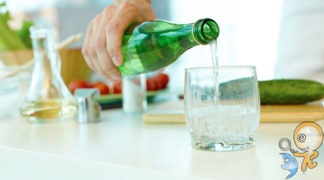 Maden Suyu ve Soda arasındakş fark