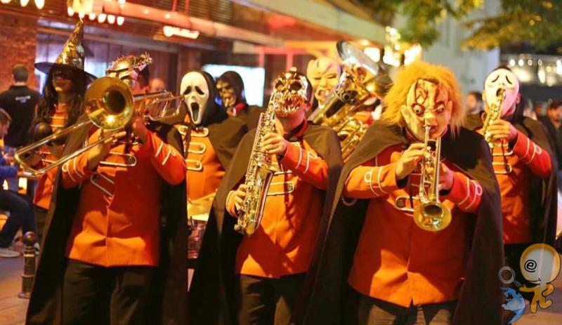 bando takımı - balkan bandosu