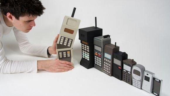 Eski Yıllarda Telefon